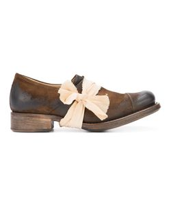 CHEREVICHKIOTVICHKI | Square Derby Shoes Size 36