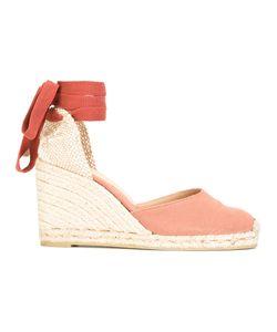 Castañer   Carina Sandals 37 Cotton/Leather/Rubber