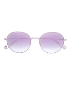 GARRETT LEIGHT   Valencia Sunglasses Acetate/Metal Other