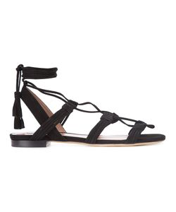 Tabitha Simmons | Lace-Up Sandals 40
