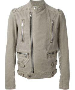 Balmain | Байкерская Куртка