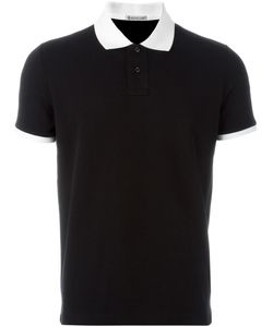 Moncler | Contrast Collar Polo Shirt