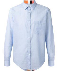 MSGM | Рубашка С Контрастными Полосками