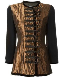 Christian Dior Vintage | Пиджак Со Стегаными Панелями