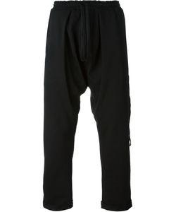 ALCHEMY | Drop-Crotch Slim Trousers