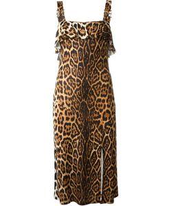 Christian Dior Vintage | Платье С Леопардовым Принтом