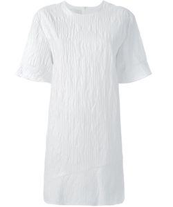 Cedric Charlier | Платье С Перфорированным Дизайном