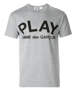 Comme des Gar ons Play | Футболка С Принтом