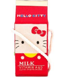Olympia Le-Tan | Сумка Через Плечо Face Milk Box