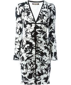 Roberto Cavalli | Платье С Абстрактным Принтом