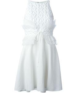 GIAMBA | Платье С Рюшами
