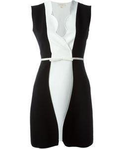 Giambattista Valli | Приталенное Платье С Поясом