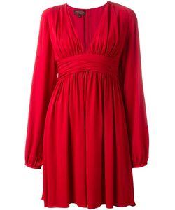 Giambattista Valli | Платье С Глубоким V-Образным Вырезом