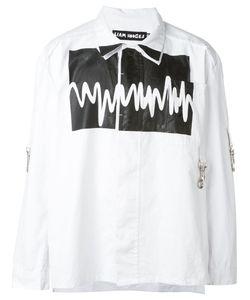LIAM HODGES | Рубашка С Принтом Звуковых Волн