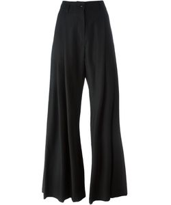 Ann Demeulemeester Icon | High Waist Palazzo Pants