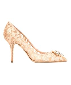 Dolce & Gabbana | Декорированные Кружевные Туфли