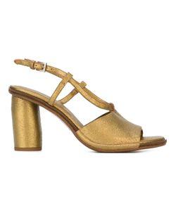 Roberto Del Carlo | Chunky Heel Sandals