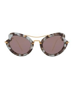 Miu Miu Eyewear | Oversized Sunglasses Acetate