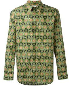 Givenchy | Рубашка С Ацтекским Принтом