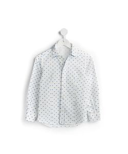 TAGLIATORE JUNIOR   Рубашка В Горох