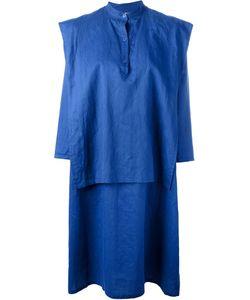 JC DE CASTELBAJAC VINTAGE | Многослойное Платье-Рубашка