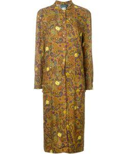 Kenzo | Платье-Рубашка С Принтом Пейсли