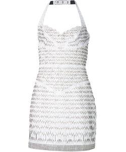 Iris Van Herpen | Сетчатое Платье