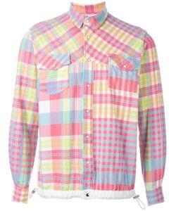 Sacai | Рубашка В Клетку
