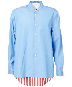 DIGAWEL | Рубашка С Контрастной Спикной