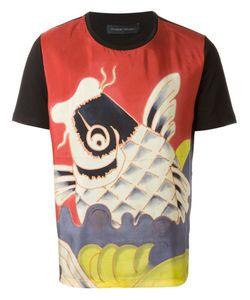 Christian Pellizzari | Koi Print T-Shirt