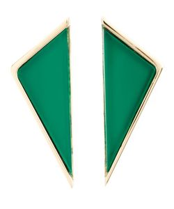 Sylvio Giardina | Triangle Clip-On Earrings