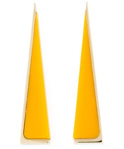 Sylvio Giardina | Shard Clip-On Earrings