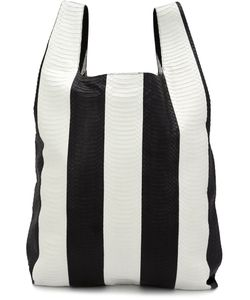 Hayward | Striped Shopper Tote