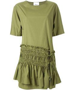 3.1 Phillip Lim | Платье Шифт С Присборенной Панелью