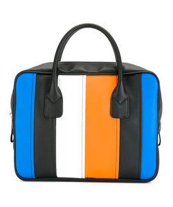 COMME DES GARCONS COMME DES GARCONS | Comme Des Garçons Comme Des Garçons Striped Tote Bag Pvc/Polyester/Rayon