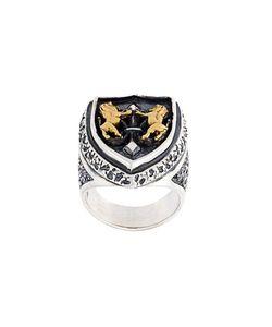 Maison Recuerdo | Lily Lion Sovereign Ring