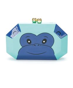 SERPUI | Enamel Monkey Clutch