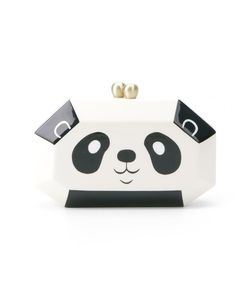 SERPUI | Panda Shoulder Clutch