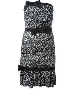 BOUTIQUE MOSCHINO | Платье Без Бретелек