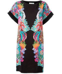 Tsumori Chisato | Платье Шифт С Цветочным Принтом