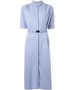 AKANE UTSUNOMIYA | Belted Midi Shirt Dress