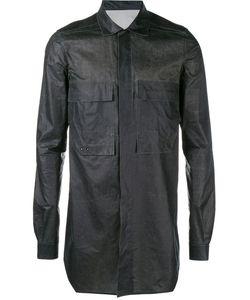 Rick Owens | Длинная Верхняя Рубашка