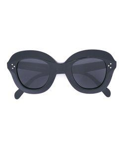 Céline Eyewear | Солнцезащитные Очки В Утолщенной Оправе