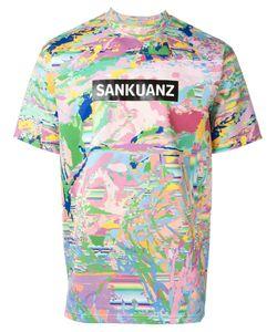 SANKUANZ | Футболка С Принтом