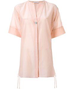 AKANE UTSUNOMIYA | Oversized Shortsleeved Shirt