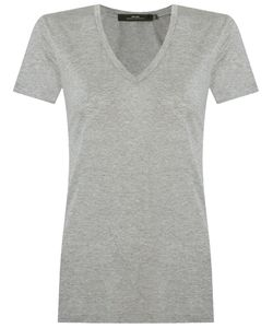 ANDREA MARQUES | Deep V Neck T-Shirt