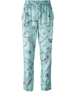 3.1 Phillip Lim | Botanical Print Trousers