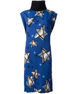 Marni | Платье С Принтом Звезд