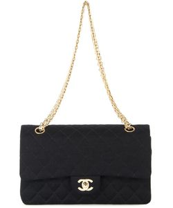 Chanel Vintage | Стеганая Сумка На Плечо С Цепочной Отделкой
