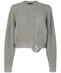 Designers Remix | Molly Ripped Sweater Women